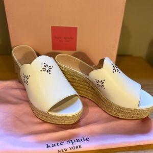 🆕 Kate spade wedge sandals
